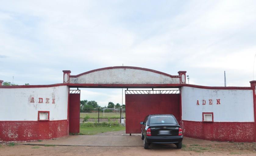 Estádio Associação Desportiva Estádio Noroeste - ADEN