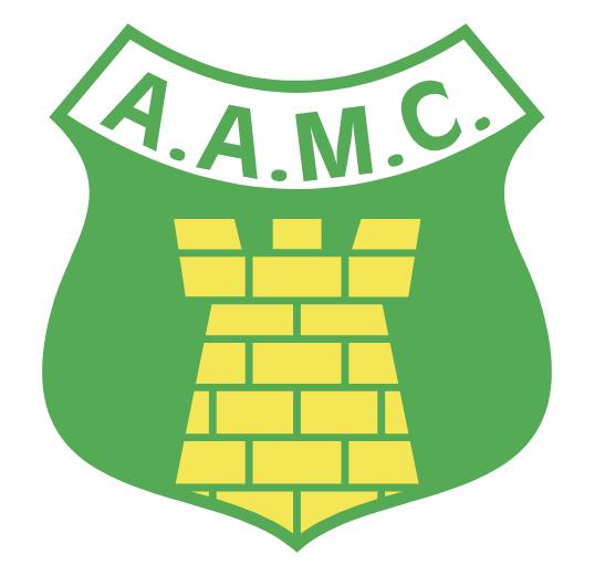 Distintivo da AA Monte Castelo