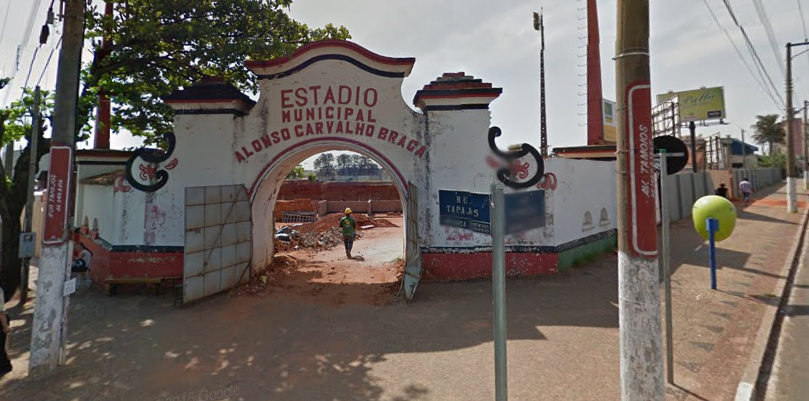 Estádio Municipal Tupã