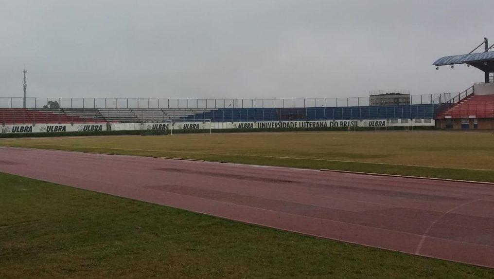 Estádio do Complexo Esportivo Ulbra - RS