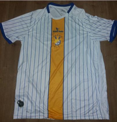 Camisa do Palmas Futebol e Regatas