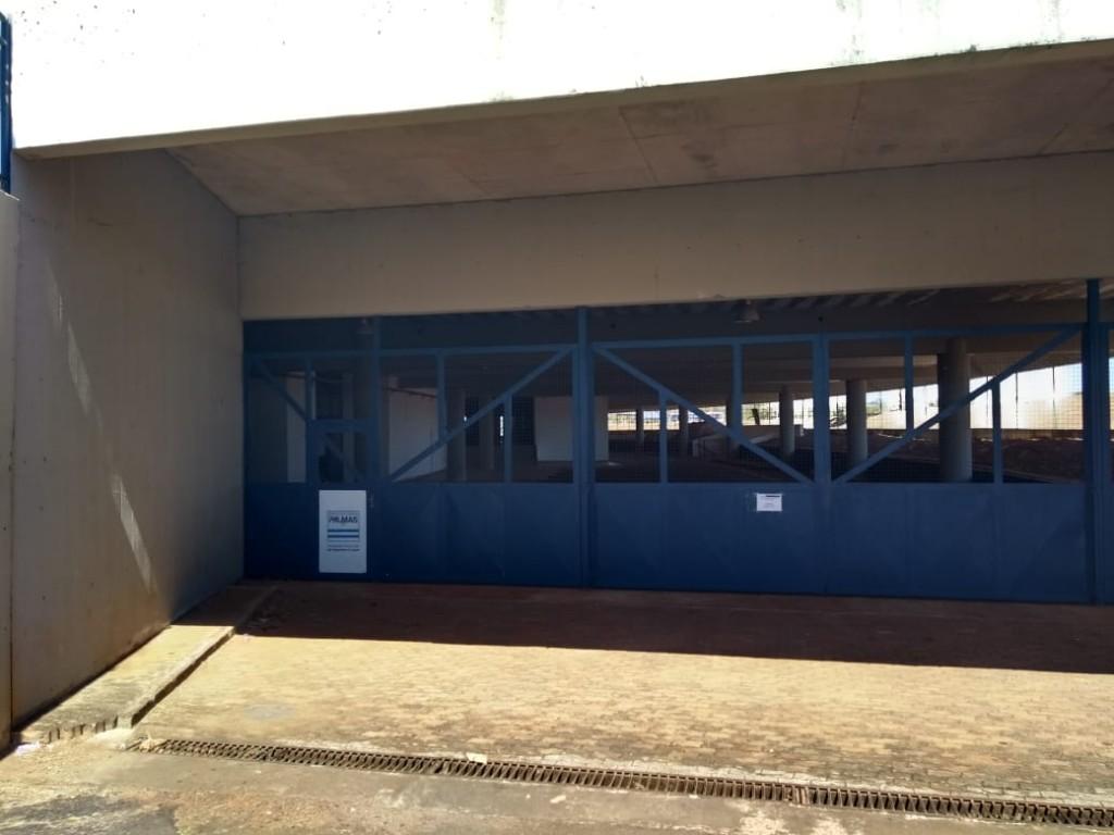 Estádio Nilton Santos - Palmas-TO