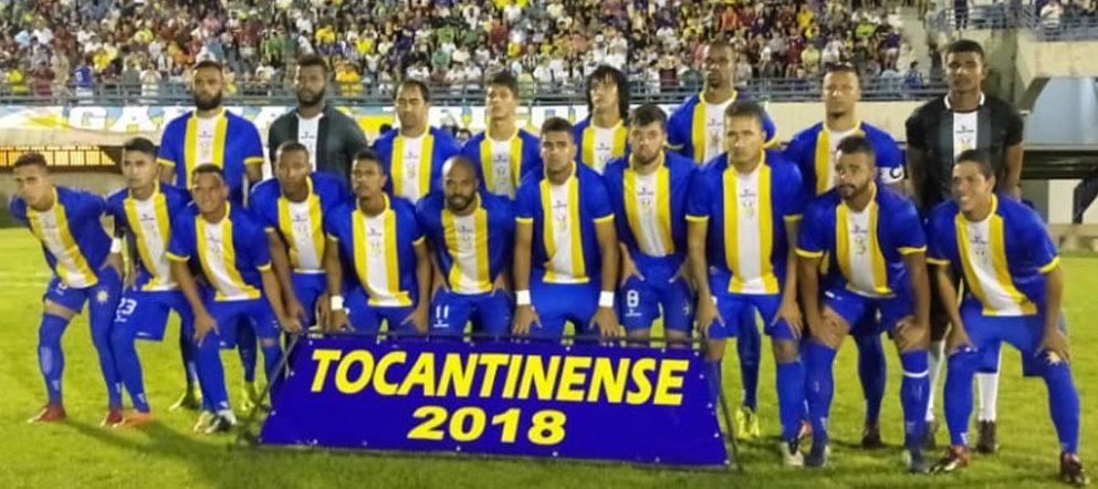 Palmas FR campeão 2018
