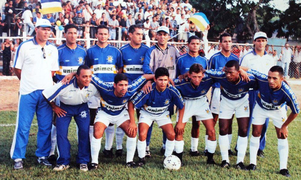 Palmas FR campeão tocantinense 2000