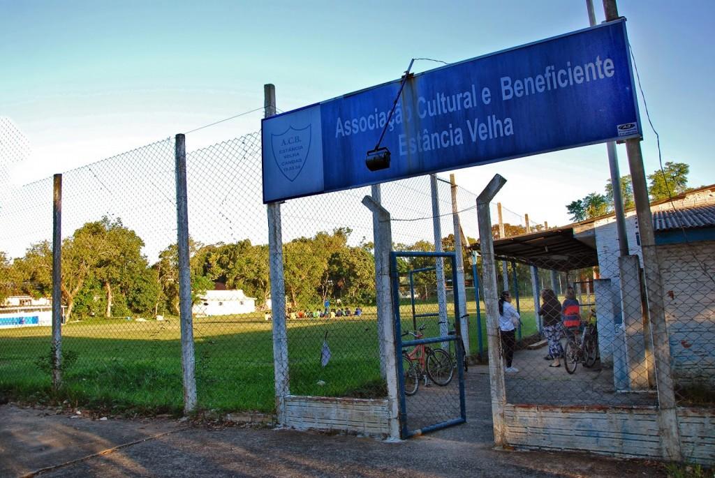 Estádio Fonte Dona Josefina