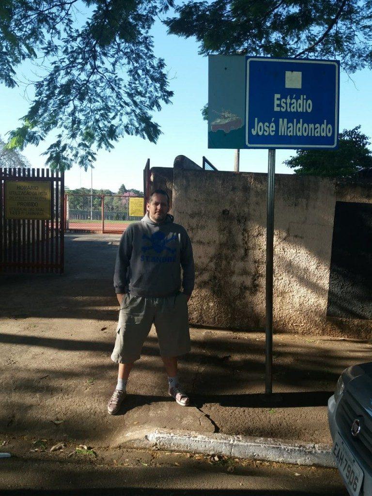 """Estádio Municipal """"José Maldonado"""""""
