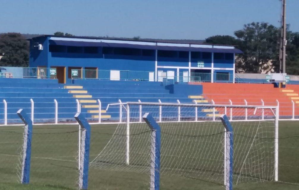 Estádio Serra de Caldas - Caldas Novas Atlético Clube - GO
