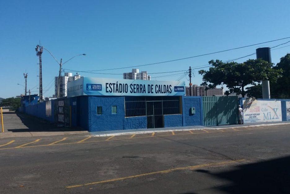 Estádio Serra de Caldas