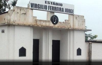 Estádio Virgílio Ferreira Jorge - Associação Atlética Orlândia - Orlândia