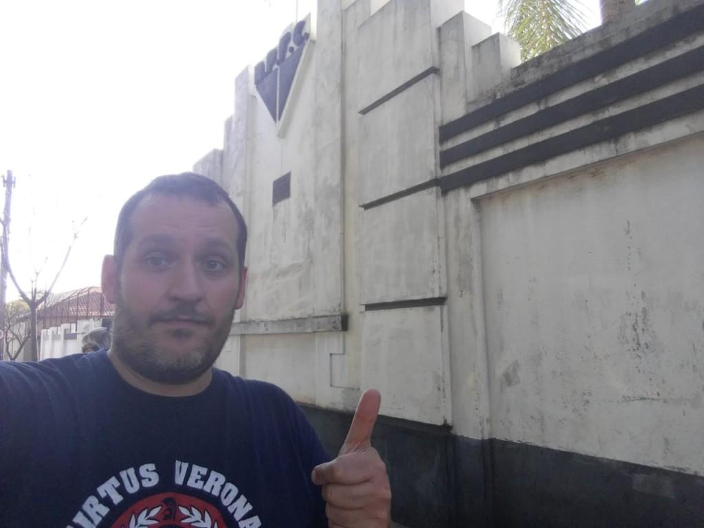 Estádio Lupércio Torres - Rio Pardo Futebol Clube - São José do Rio Pardo