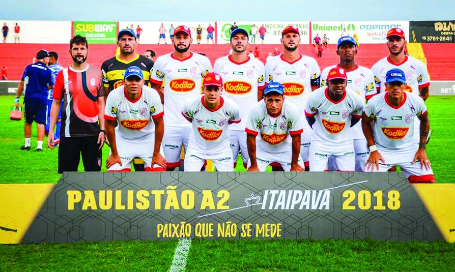 Batatais FC 2018