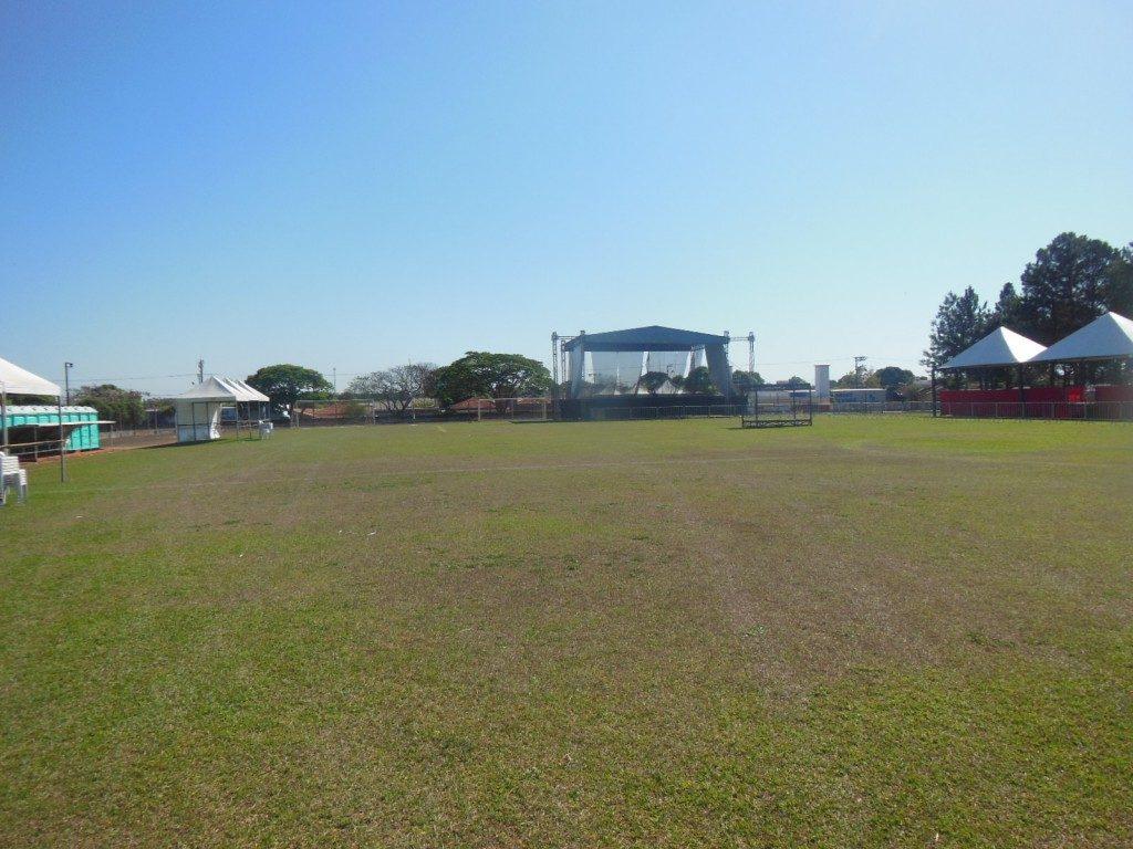 Estádio Felisberto Bortoletto (CERD) - Descalvado