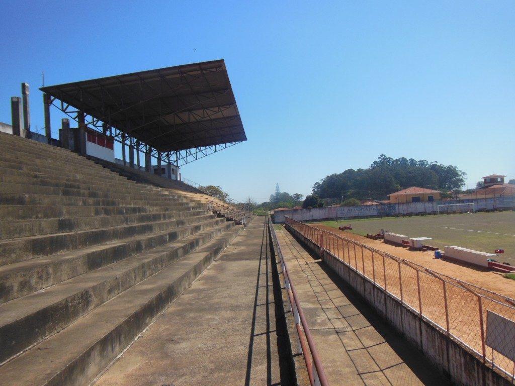Estádio José Pereira da Silva - Associação Atlética Santa Ritense - Santa Rita do Passa Quatro