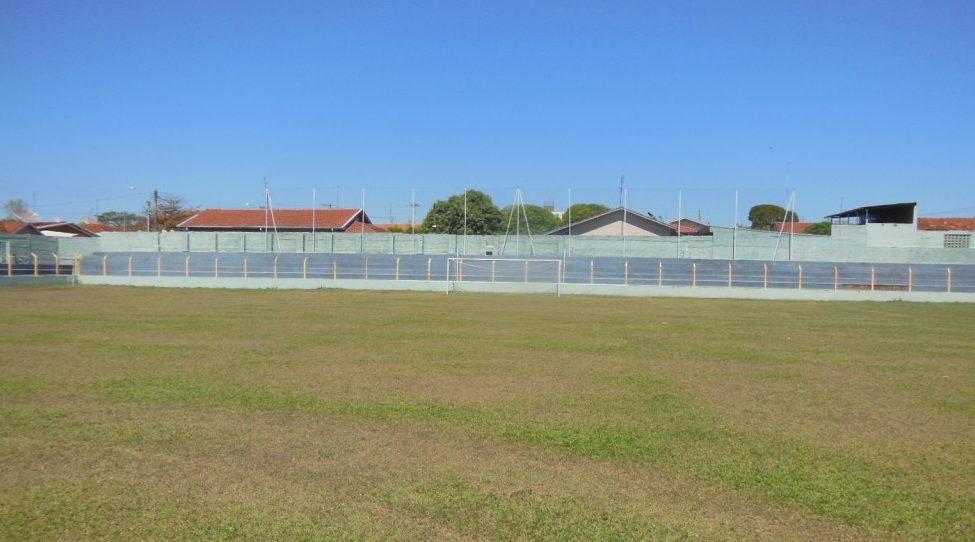 Estádio João Meirelles - Esporte Clube União - Tambaú