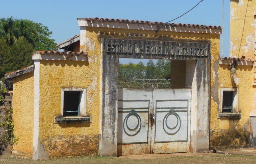 Estádio Ermelino Matarazzo - Santa Rosa de Viterbo - Associação Amália de Desportos Atléticos (AADA)