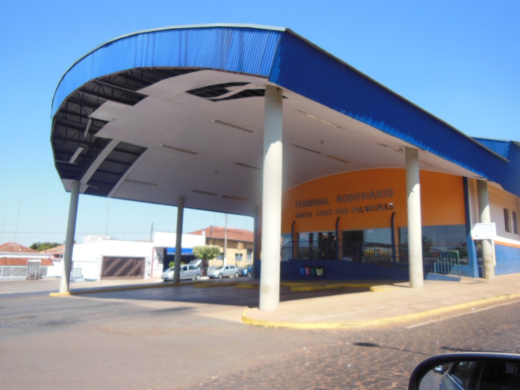 Santa Cruz das Palmeiras