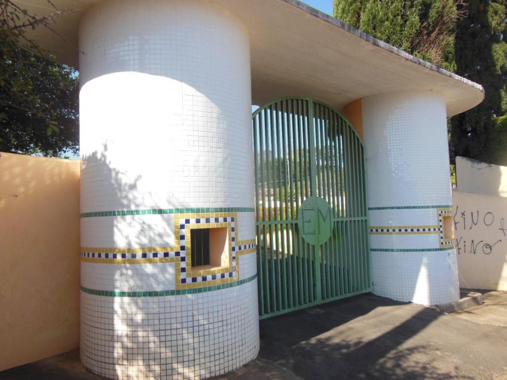 Estádio Municipal Dr Gabriel Mesquita (AA Vargense) - Vargem Grande do Sul