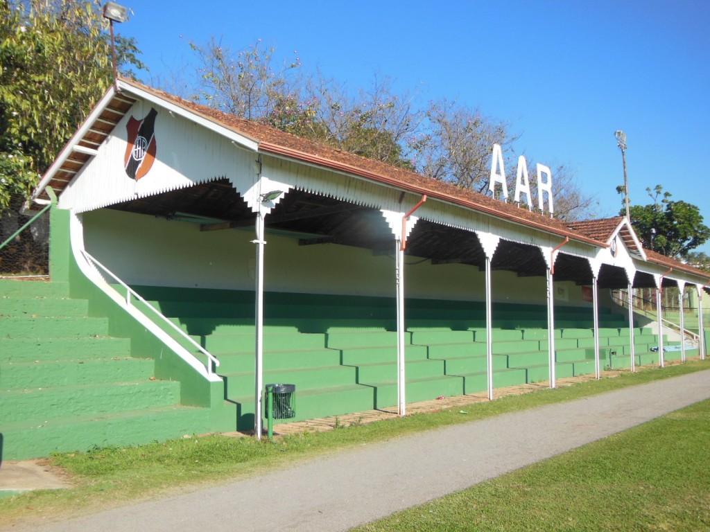 Estádio Moacyr de Ávila Ribeiro - Associação Atlética Riopardense - São José do Rio Pardo