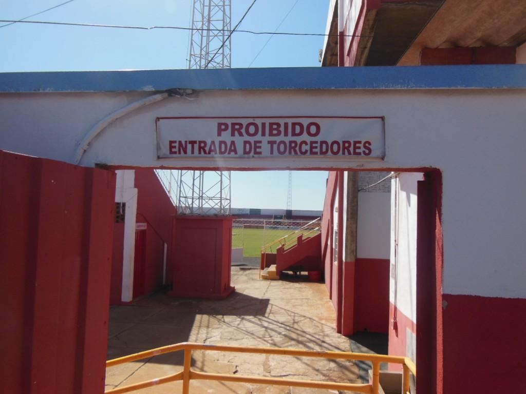 Estádio Dr Oswaldo Scatena - Batatais FC - Batatais