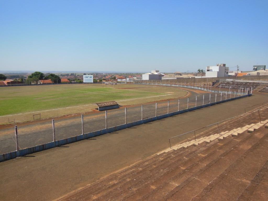 Estádio Dr José Ribeiro Fortes - São Joaquim FC