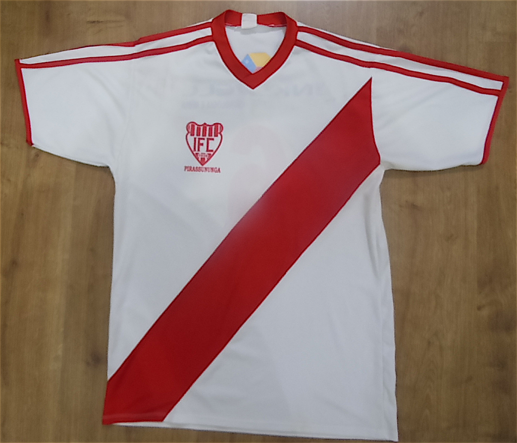Camisa do Independente FC de Pirassununga
