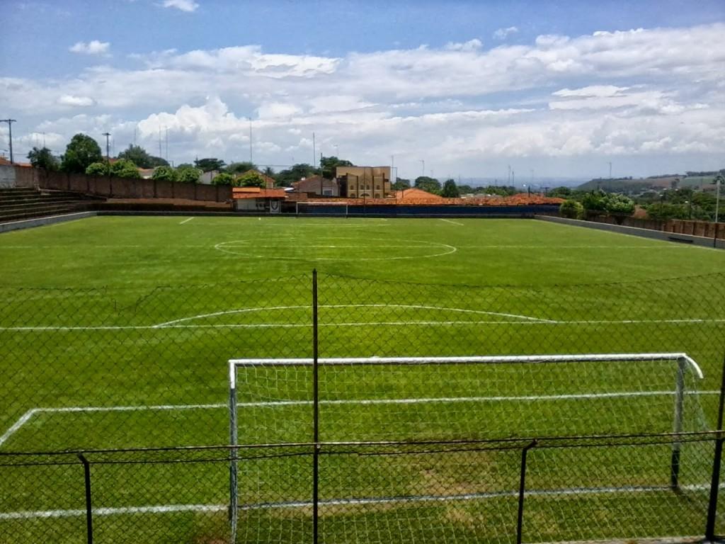 Estádio da SE Cinelândia - Santa Rita do Passa Quatro
