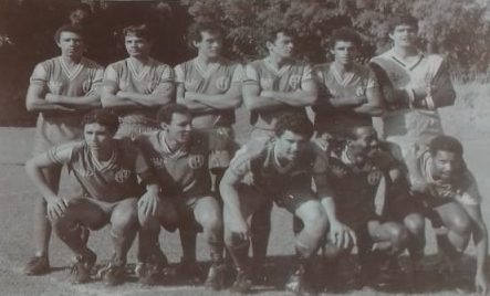 AA Vargeana 1986 - Vargem Grande do Sul