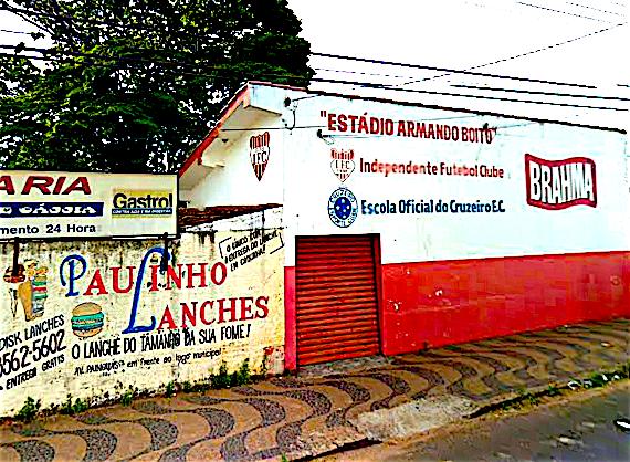 Estádio Armando Boito - Independente de Pirassununga