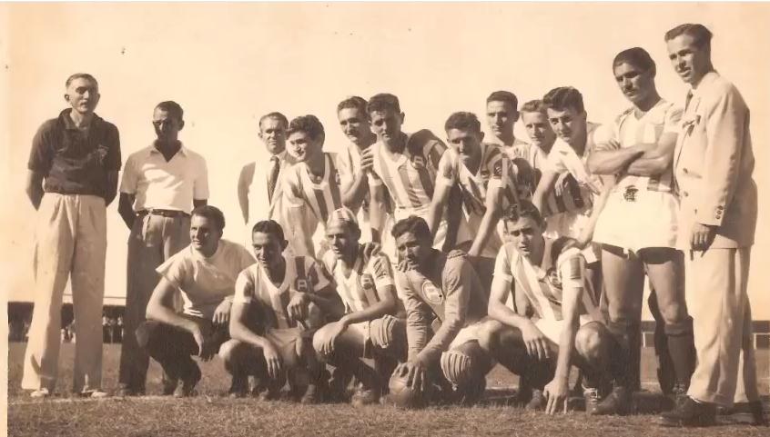 Time da Associação Amália de Desportos Atléticos - Santa Rosa de Viterbo