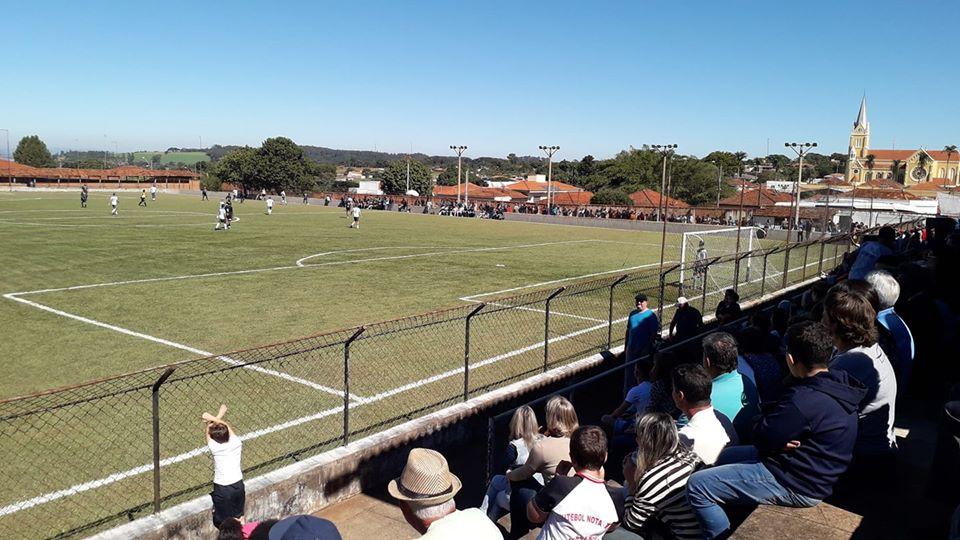 Estádio Dr. Alcides Ribeiro Meireles - Santa Rita de Passa Quatro