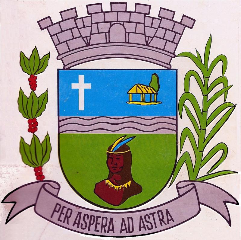 brasão de Cajuru