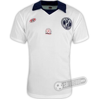 Camisa do Clube Recreativo Cajuruense