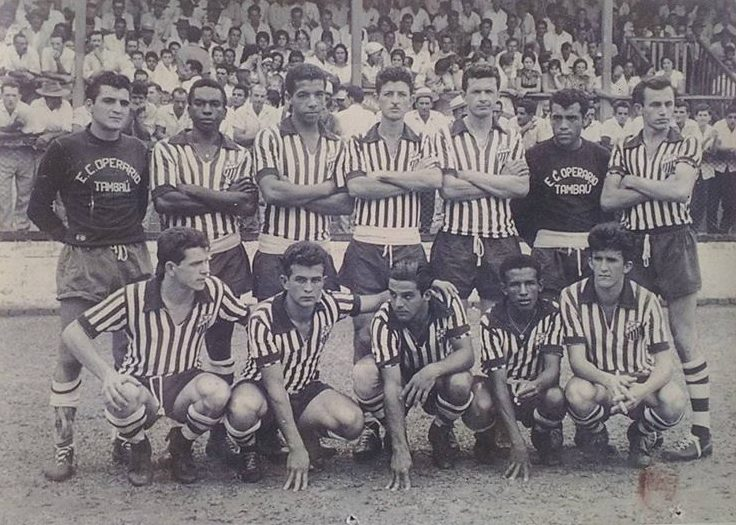 EC Operário de Tambaú 1966