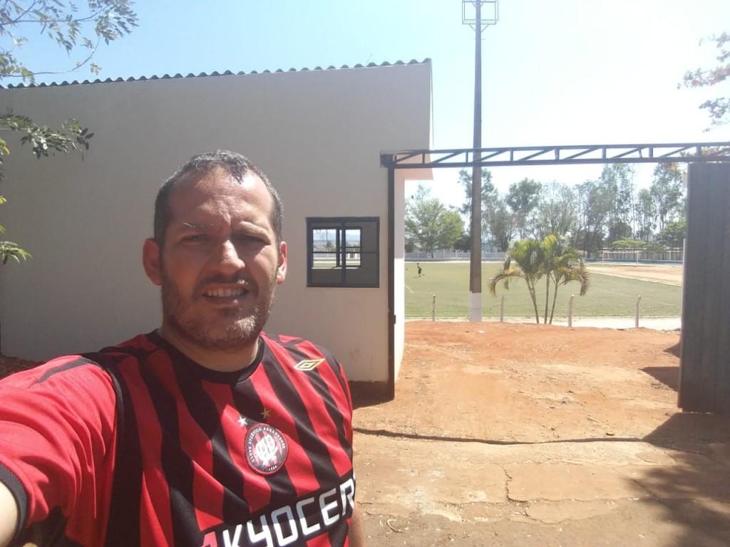 Estádio João dos Santos Meira - EC Corinthians - Casa Branca