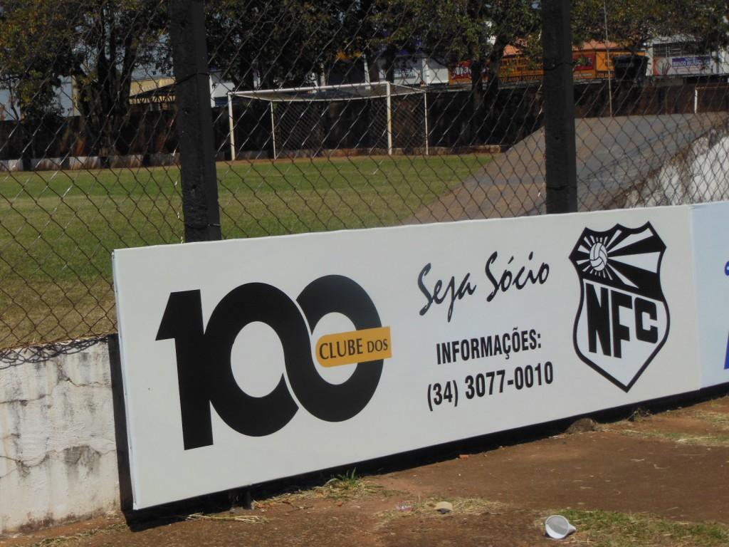Estádio Juscelino Kubitschek - Nacional FC - Uberaba