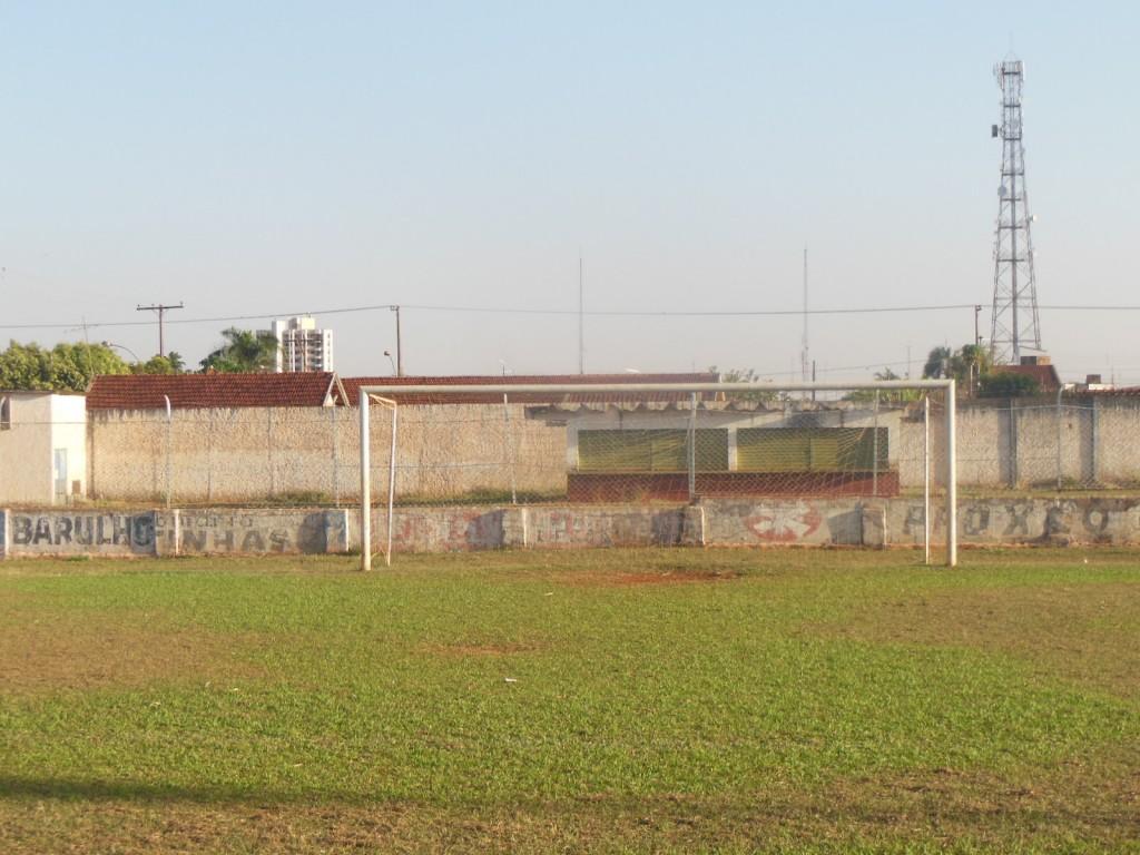 Estádio Municipal José Zuquim Nogueira - Guaíra
