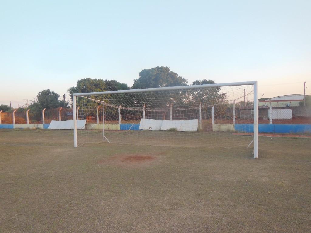 Estádio Waldemar de Freitas - AE Miguelópolis - Miguelópolis
