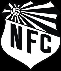 Distintivo do Nacional FC de Uberaba-MG