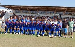 Estádio Virgilio Ferreira Jorge