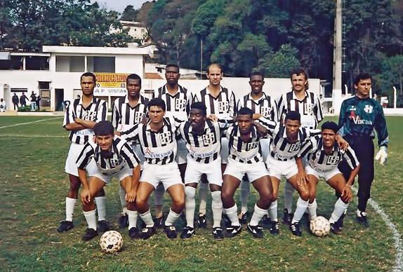 São Joaquim FC - Campeão paulista série B2 1995