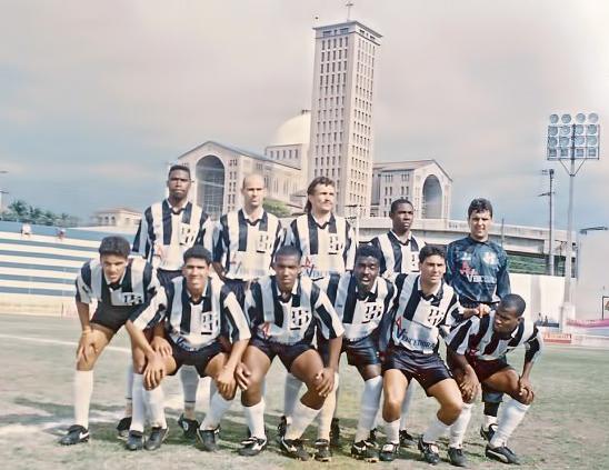 São Joaquim FC - campeão 1995