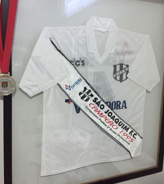 Camisa do São Joaquim FC