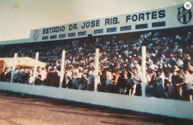 Estádio dr José Ribeiro Fortes - São Joaquim da Barra