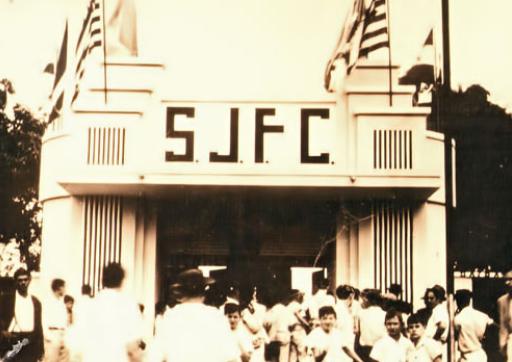 Estádio Dr José Ribeiro Fortes - São Joaquim Futebol Clube