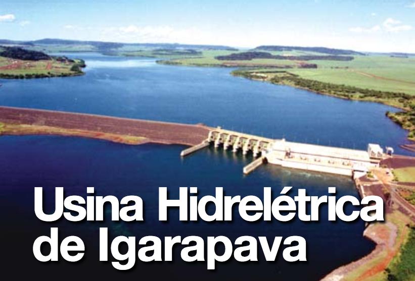 Usina Hidrelétrica de Igarapava