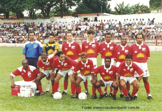 Estádio Garibaldi Pereira - Igarapava EC - Igarapava