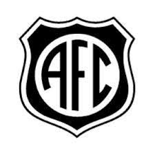 distintivo do Altinópolis FC