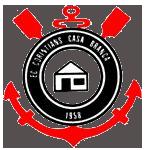 Distintivo do EC Corinthinas de Casa Branca