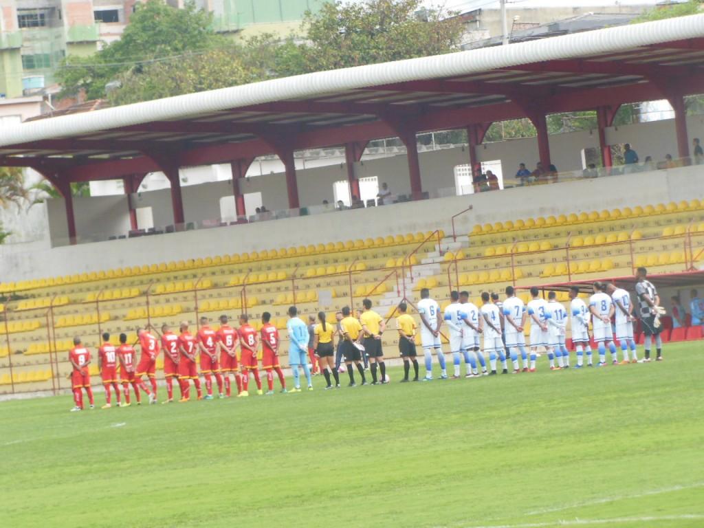 """Estádio Municipal Prefeito José Liberatti """"Rochdalão - Grêmio Osasco Audax"""