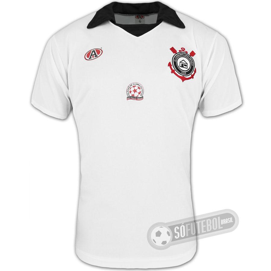 Camisa do Corinthians de Casa Branca